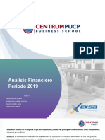 Analisis Financiero Empresa Exsa