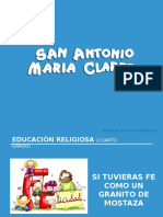 RELIGIÓN 4to LARRY CASTILLO PPT