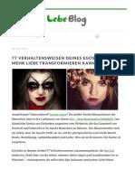77 Verhaltensweisen deines Egos.pdf
