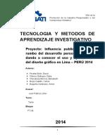 trabajo DE INVESTIGACION SOBRE LA IMPORTANCIA DE LA PUBLICIDAD