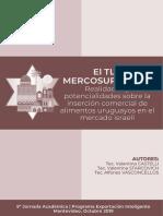 El TLC MERCOUSR - Israel. Realidades y potencialidades