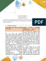 Anexo 5 Matriz 4 Fase final. Evaluacion final