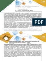 Guía de actividades y rúbrica de evaluación - Fase 2 - Presentación del dilema.docx