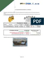 DD 003 BOLETIN KITC15 CATERPILLAR