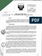 Modelo de Aprobacion de Expediente de Contratacion y Designacion de Comite de Seleccion