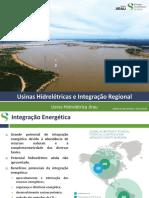 USINA HIDRELETRICA JIRAU - BRASIL
