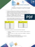 T3. Taller -laboratorio Modelos de Colas y Simulación