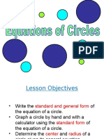 Equations-of-a-Circle