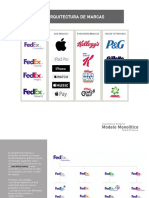 Arquitectura de marcas - Modelos