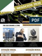 ✅ZYONE COSMÉTICOS © PLANO DE APRESENTAÇÃO OFICIAL 2020  Zyone for All ✅LANÇAMENTO ➡️LINK NO SLIDE⬅️