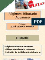 TEMA 05 Régimen tributario Aduanero