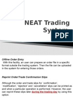 9. NEAT Trading System Chapter-3_IV