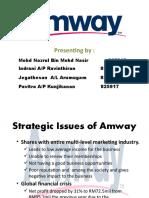 Amway Presentation