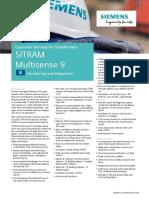 SITRAM Multisense 9 Flyer