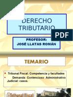 TEMA 13 TRIBUNAL FISCAL Y DEMANDA CONT ADM