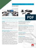 Huawei Videoconferencing HD Endpoint TE50 Datasheet.pdf