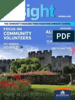 Borough Insight Spring Edition
