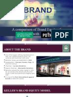 Brand Equity (UCB vs Potner)