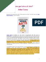 4.1- Para qué sirve el arte John Carey resumen.pdf
