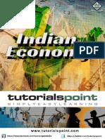 INDIAN ECONOMY TUTORIALSPOINT