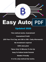 BTC Mining 200$ A Day Autopilot