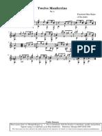 KNJZE - Op 19 Twelve Monferrine_n°1 (guitar - chitarra).pdf