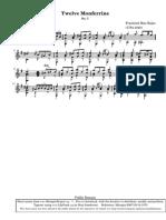 KNJZE - Op 19 Twelve Monferrine_n°7 (guitar - chitarra).pdf