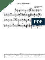 KNJZE - Op 19 Twelve Monferrine_n°9 (guitar - chitarra).pdf