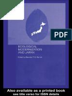 brendan f.d. barrett - Ecological-Modernisation-and-Japan