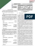 Idl- Pol Protocolo Para La Implementación de Las Medidas Que Garanticen El Ejercicio Excepcional Del Derecho a La Libertad de Tránsito.
