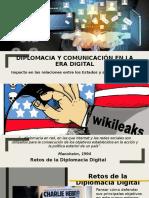 Diplomacia y comunicación en la era digital