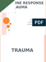 Immune response to trauma
