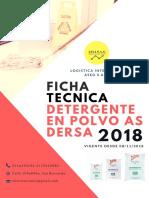 Ficha tecnica detergente en polvo AS DERSA (1)
