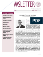 ICOH Newsletter Vol 18 no. 1
