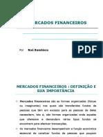 MERCADOS FINANCEIROS.ppt