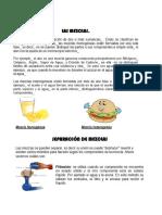 GUIA TALLER CIENCIAS 4° MATERIA FUERZA