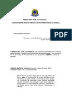 DOCUMENTO DE DEFESA - PROCESSO 001-2019