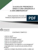 PRIMEROS AUXILIOS RESPONDIENDO A UNA EMERGENCIA (1)