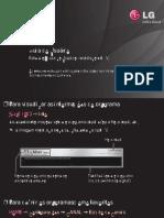 Manual do Usuário TV LG-65LM6200