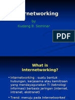 Internetworking