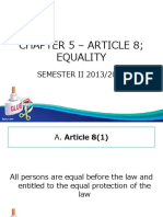 CHAPTER 5- ARTICLE 8