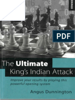Angus Dunnington - The Ultimate King's Indian Attack