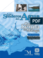 Senderos del Agua en Malaga
