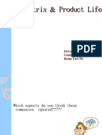 BCG Matrix and Product Life Cycle (1)Final