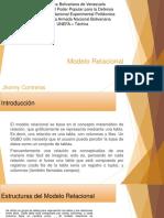 Modelo J relacinales