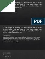 REVISIÓN DE TALLER TRABAJO 12 - 20 pares ( Wilson Buffa)