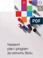 Nastavni Plan i Program Za OS