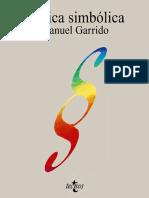 Garrido M. Logica Simbolica Garrido