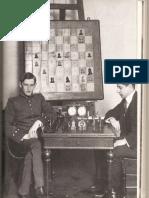 033.- Ajedrez -  Capablanca versus Alekhine. Los Mozart y Salieri del ajedrez - E. J. Rodriguez