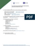 FORMULARIO SOLICITUD SESPA-Gitesa